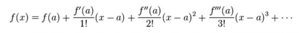 فرمول تیلور1